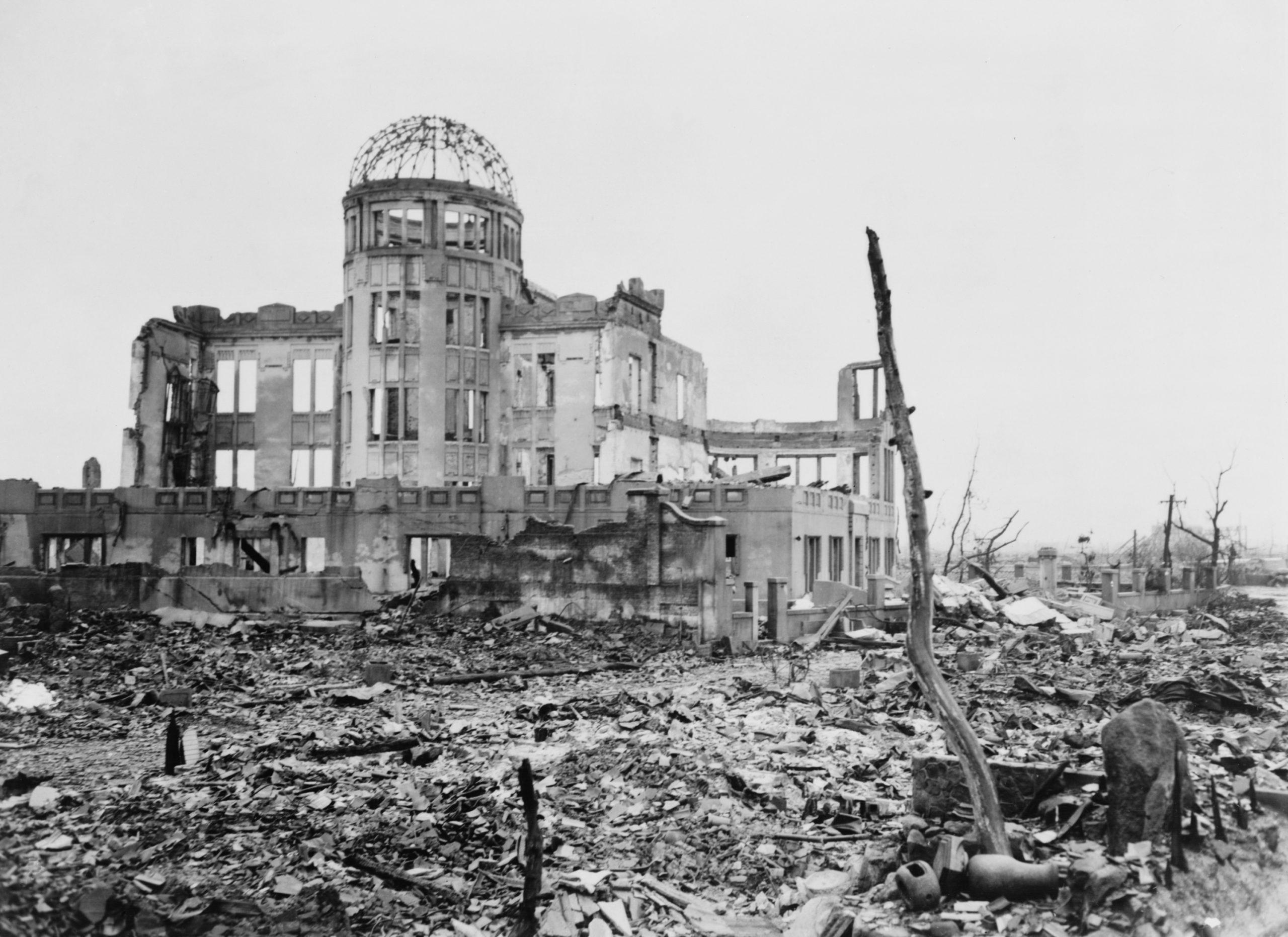 A teacher's tale on surviving the atomic blast in Hiroshima captured on audio