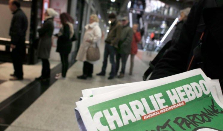 Charlie Hebdo artist seized by gunmen recalls sheer terror during 2015 attack