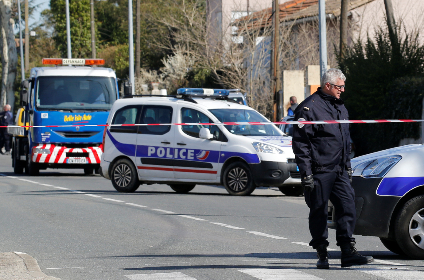 Students helped killer find teacher who was beheaded, says French prosecutor