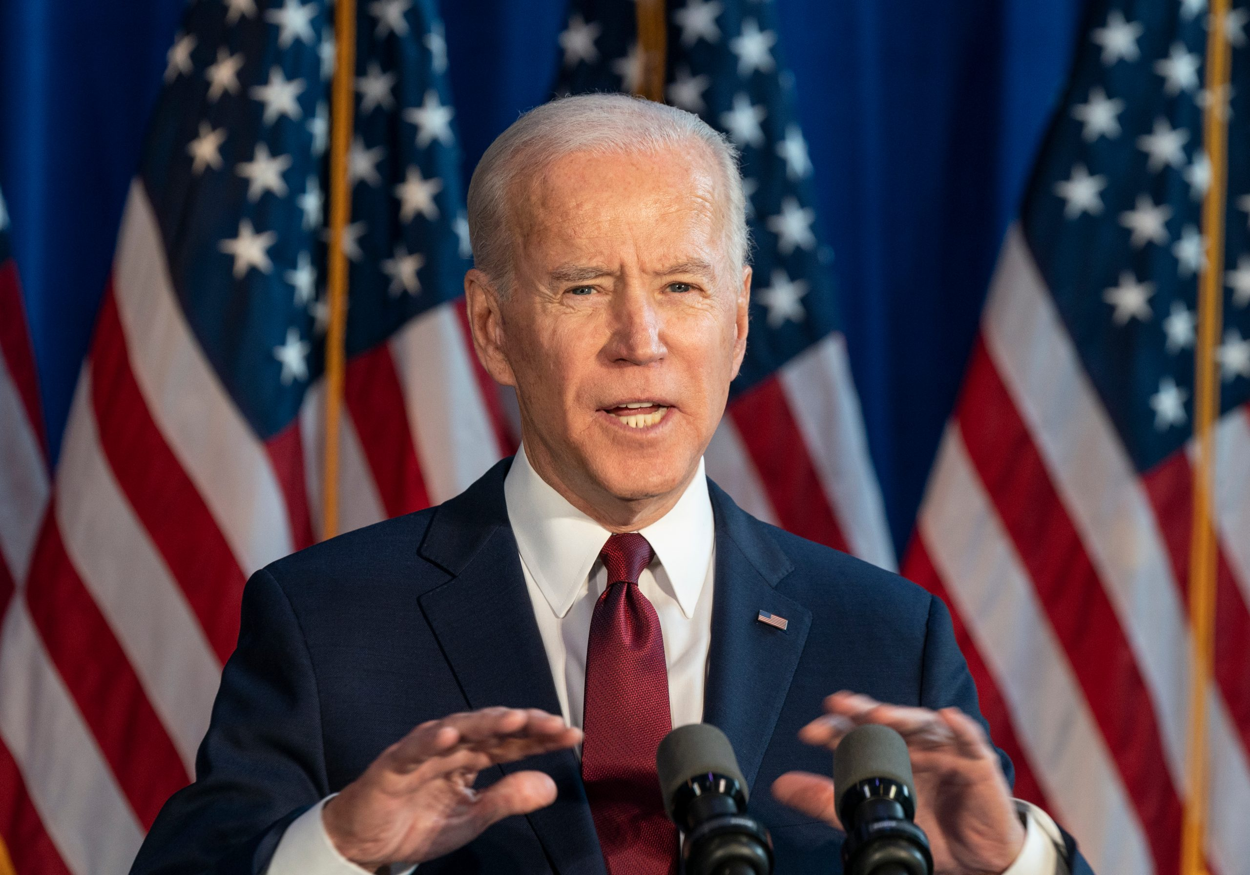 Full text of Joe Biden's inauguration speech