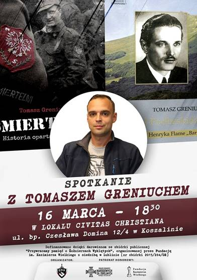 Exclusive: Tomasz Greniuch & the Institute of National Remembrance (IPN) in Poland