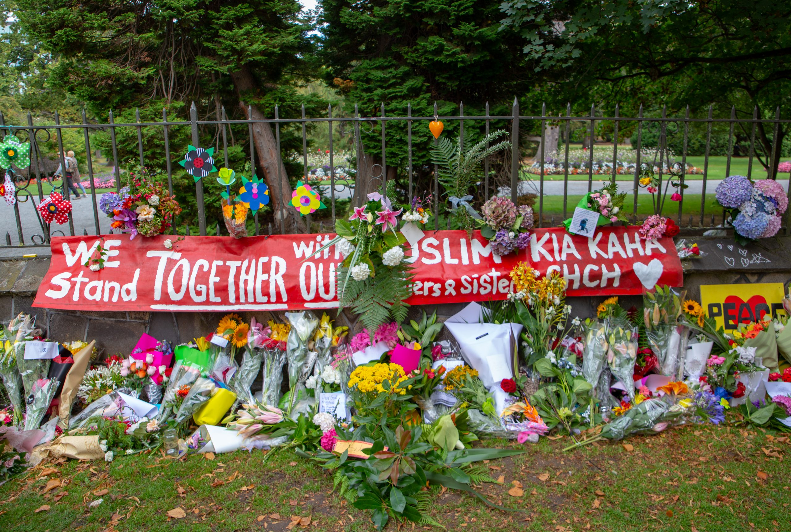 New Zealand marks two years since Christchurch mosque killings