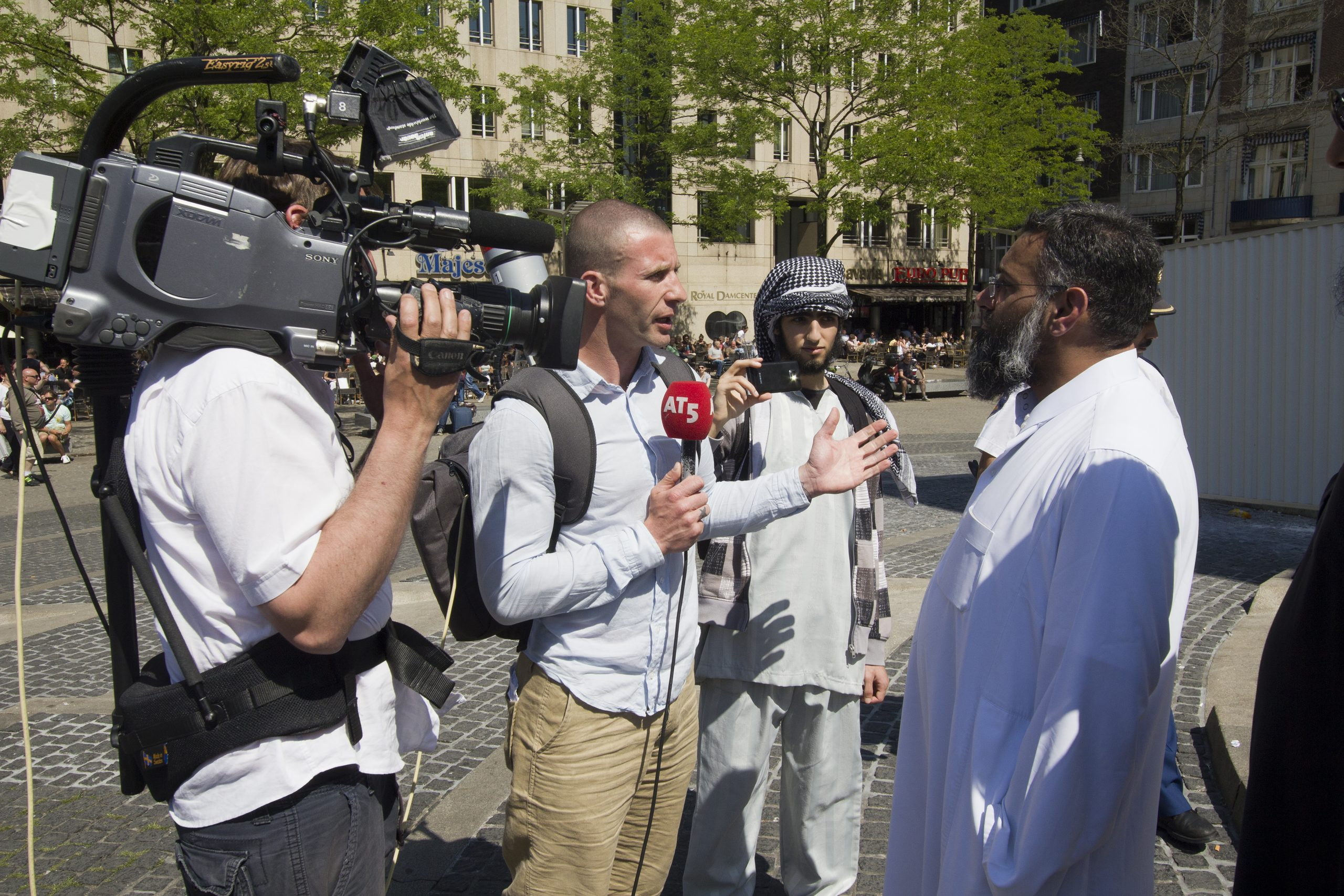 Radical preacher Anjem Choudary's public speaking ban lifted
